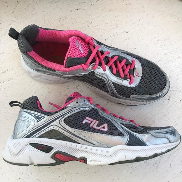 Fila Shoes   Womens Fila Dls Sneakers